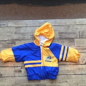 Rams Infant Jacket